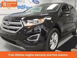 2016 Ford Edge SEL AWD ECOBOOST! back up cam! keyless entry! pus