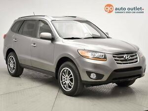 2011 Hyundai Santa Fe Limited 3.5 All-wheel Drive