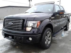 2012 Ford F-150 FX4 Ecoboost Fully Loaded SuperCrew