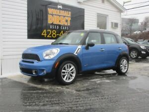 2012 MINI Cooper Countryman HATCHBACK SPORT ALL4 6 SPEED 1.6 L