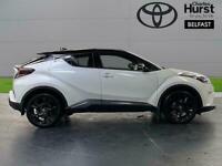 2019 Toyota C-HR 1.2T Dynamic 5Dr Hatchback Petrol Manual