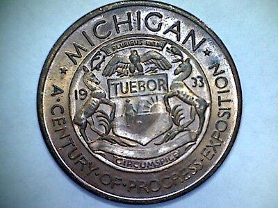 1933 C O P MICHIGAN NATIONS PLAYGROUND SCD