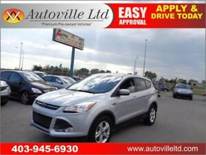 2015 FORD ESCAPE SE 4WD ECOBOOST BLUETOOTH   AUTO BACK UP CAMERA