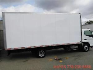 2013 HINO 195 20FT CARGO TRUCK,AIR CONDITIONING