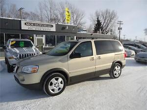 2008 Pontiac Montana SV6,ONLY 104 000KMS!! FLAWLESS CONDITION!!