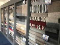 LOW PRICE Carpet & Underlay for Sale|From £3.99 psm|Free Gippers| Private Seller|Fitting