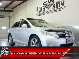 2009 Toyota Venza Limited / All Wheel Drive / Financing