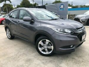 2018 Honda HR-V MY17 VTi-S Modern Steel 1 Speed Constant Variable Hatchback Maroochydore Maroochydore Area Preview
