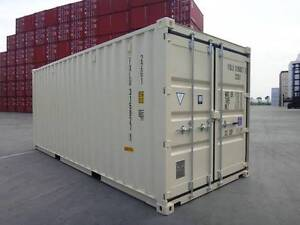 20' SHIPPING CONTAINER NEW BUILD DOUBLE DOOR UNIT $3800 + GST Tamworth Tamworth City Preview