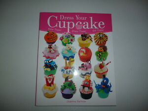 Livre Dress your cupcake Saint-Hyacinthe Québec image 1