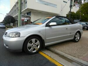 2005 Holden Astra AH CD Silver 4 Speed Automatic Coupe Southport Gold Coast City Preview