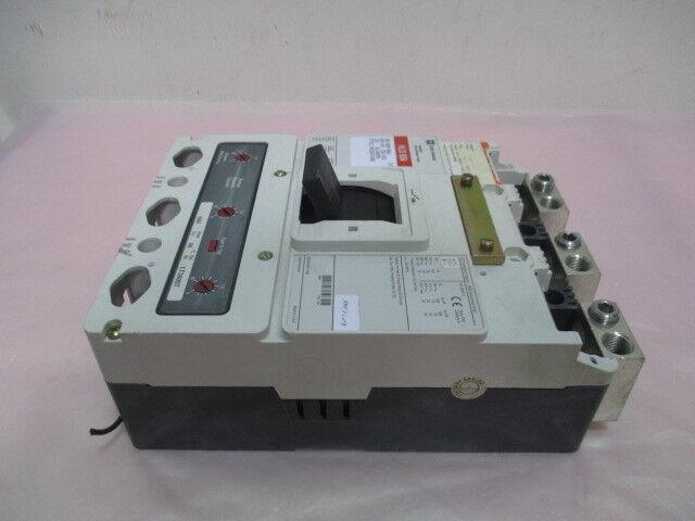Cutler-Hammer HLD 65k Industrial Circuit Breaker, 3 Pole, 600A, 600 VAC, 418142