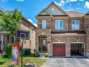 Fully Upgraded 3 Bedroom House In High Demand Area In Brampton