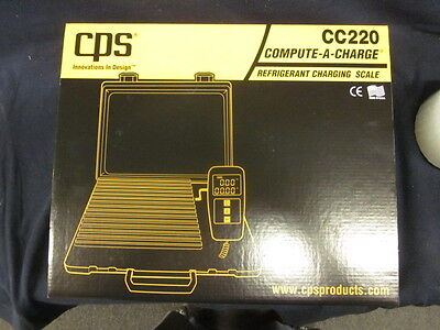 Cps High Capacity Charging Scale Cc220