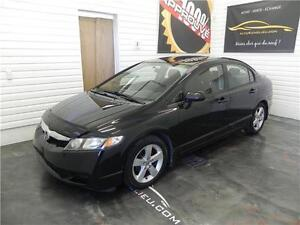 2009 HONDA CIVIC SPORT,TOIT OUVRANT,AIR CLIMATISER,MAGS