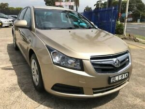 2009 Holden Cruze JG CD Gold 6 Speed Automatic Sedan Chester Hill Bankstown Area Preview