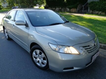 2007 Toyota Camry ACV40R 07 Upgrade Altise Silver Metallic 5 Speed Automatic Sedan Chermside Brisbane North East Preview