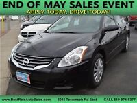 2012 NISSAN ALTIMA ~ APPLY ONLINE 4 FAST APPROVAL!