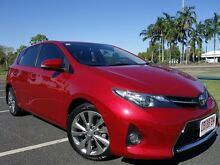 2013 Toyota Corolla ZRE182R Levin S-CVT SX Wildfire 7 Speed Constant Variable Hatchback Gunn Palmerston Area Preview