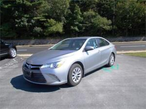 2016 TOYOTA CAMRY LE...LOADED! ONLY $139 BWKLY O.A.C. APPLY NOW!