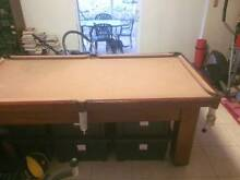 7 x 3.5 Slate top (20mm) Pool Table Mandurah Mandurah Area Preview