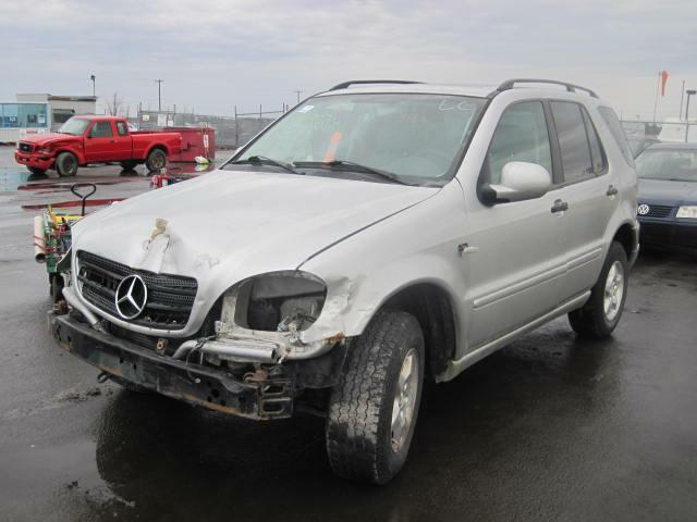 Mercedes benz ml320 350 500 55 for parts only auto for Mercedes benz used body parts