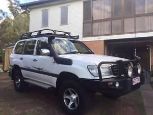 Toyota Land Cruiser 100 series Albany Creek Brisbane North East Preview