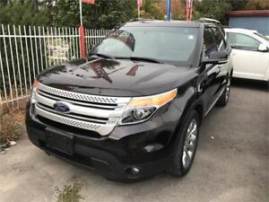 2014 Ford Explorer XLT | 7 PASSANGER|NAVIGATION |DOUBLE SUNROOF