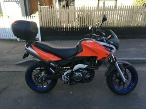 2005 Aprilia Pegaso 650 I.E 650CC Adventure Collingwood Yarra Area Preview