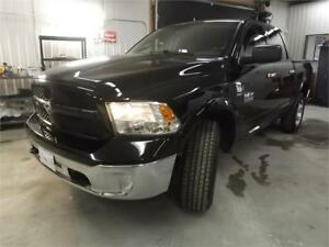 2014 Ram 1500 Outdoorsman Crew Cab CAMERA DE RECUL