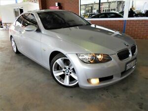 2007 BMW 325i E92 Silver 6 Speed Auto Steptronic Coupe St James Victoria Park Area Preview