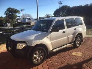 2010 Mitsubishi Pajero Wagon Hilton Fremantle Area Preview