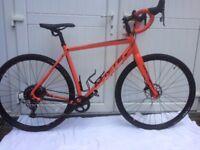 Whyte Friston Gravel/Adventure Bike (On Road/Off Road capability) Medium Frame