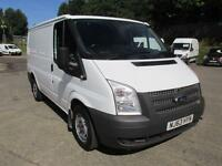 Ford Transit T280 Low Roof Van Tdci 100Ps DIESEL MANUAL WHITE (2013)