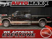 2008 Ford F-350 King Ranch $289 Bi-Weekly! APPLY NOW DRIVE NOW!