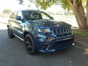2018 Jeep Grand Cherokee WK MY18 Trackhawk Grey 8 Speed Sports Automatic Wagon Blair Athol Port Adelaide Area Preview
