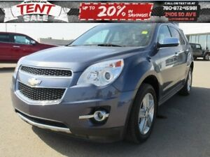 2014 Chevrolet Equinox LTZ. Text 780-205-4934 for more informati