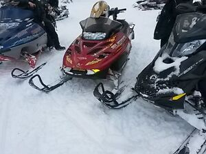 Excellent skidoo for sale