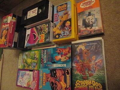 LOT 23 VHS