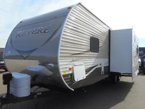 2017 REVERE 29 SK - REAR DOUBLE OVER DOUBLE BUNKS