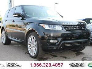 2014 Land Rover Range Rover Sport V8 Supercharged Dynamic - CPO