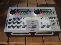 NUMARK KMX01 CDMIX DJ DECKS- DISCO/BAND/ KARAOKE PRO UNIT