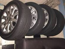 "Holden Statesman Set of 17"" Alloy Wheels & Tyres with TREAD Daceyville Botany Bay Area Preview"