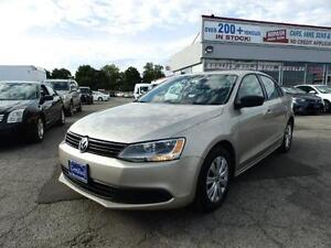 2012 Volkswagen Jetta Sedan Trendline HEATED SEATS CERTIFIED