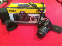 REDUCED PRICE Nikon d5100 kit and Sigma super wide angle lens