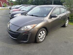 2011 Mazda Mazda3 GS Four new tires New 2 year MVI