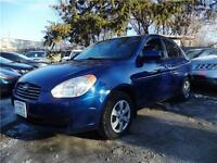 2010 Hyundai Accent Sedan GLS***AUTO***NO ACCIDENTS***1 OWNER***