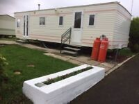 HOLIDAY CARAVAN SLEEPS 5 TO RENT AT NEWTON HALL, BLACKPOOL 3/4 NIGHTS FROM £100, 7 NIGHTS FROM £195.