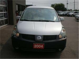 2004 Nissan Quest SE| WE'LL BUY YOUR VEHICLE!! Kitchener / Waterloo Kitchener Area image 2