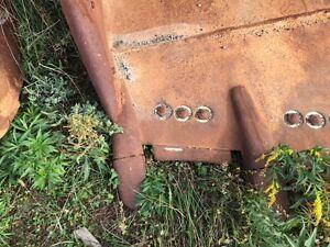 Cat980B/F Spade nose rock bucket Moose Jaw Regina Area image 4